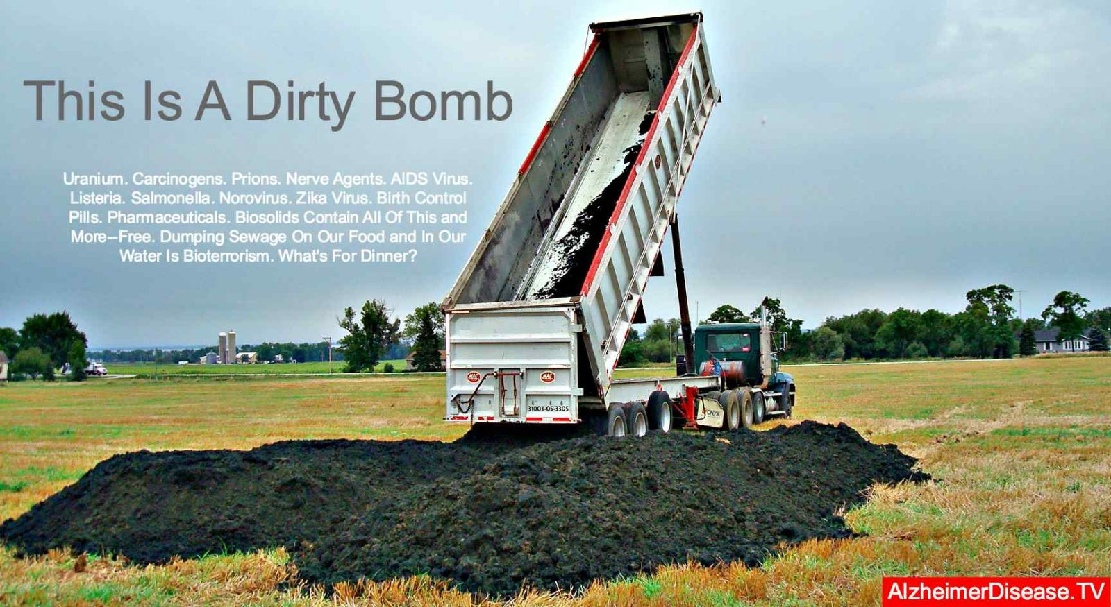 biosolids land application sewage sludge