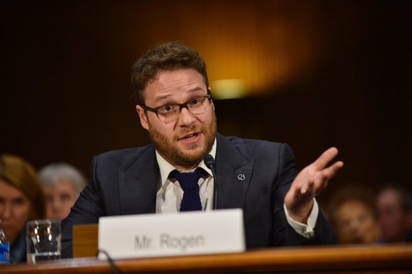 Seth Rogen and Alzheimer's disease advocacy