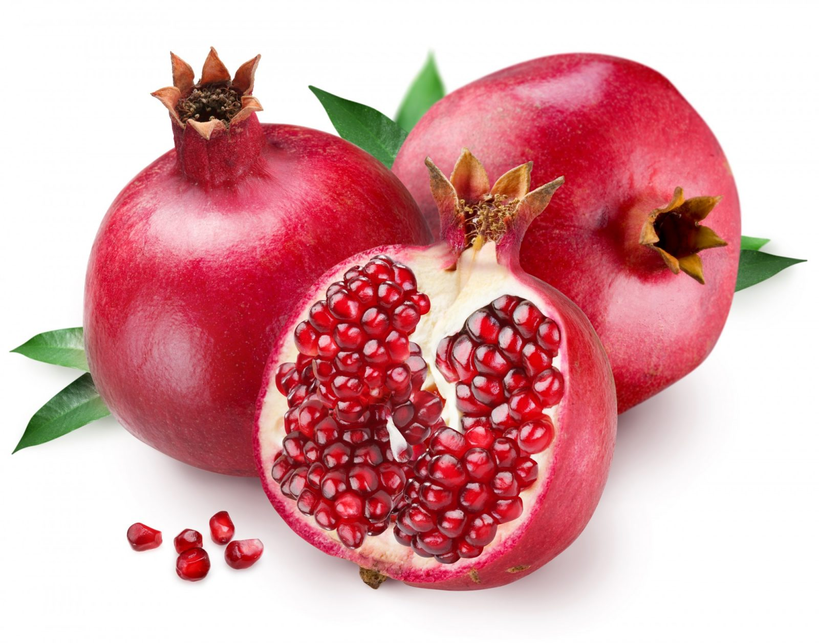 Pomegranates Treat Brain Disease