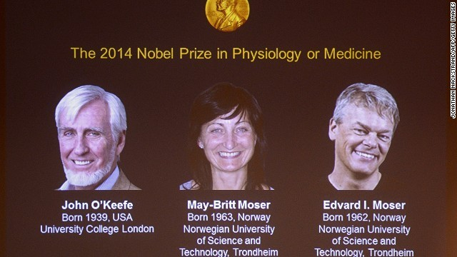 Alzheimer's disease research Nobel Prize in medicine
